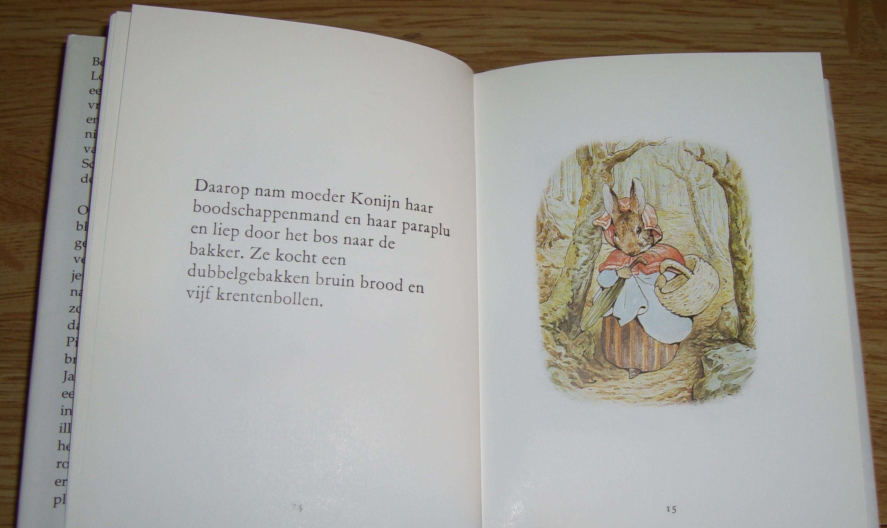 Beatrix Potter Het Verhaal Van Pieter Konijn Boekenwurm